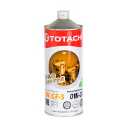 масло моторное TOTACHI Extra Fuel Fully Synthetic SN 0W-20 1л