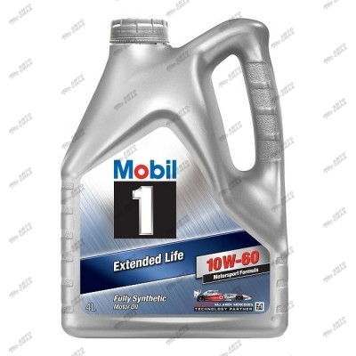 масло моторное Mobil 1 Extended Life 10W60  4 л